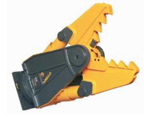 Гидравлические ножницы серии MULTI со сменными челюстями (мультипроцессор)