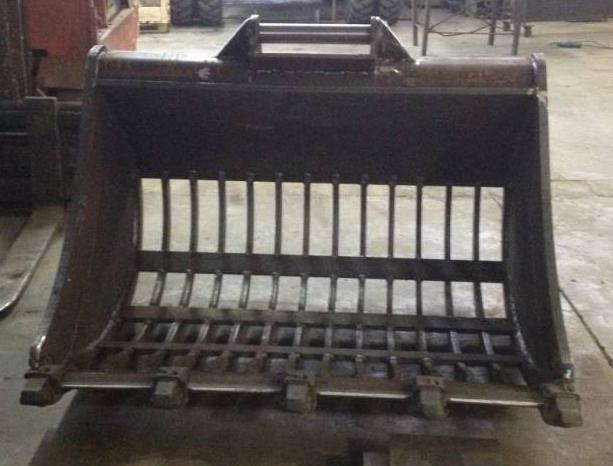 Вид ковша в производстве
