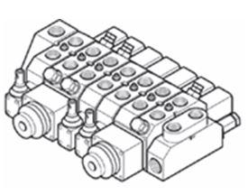 дистрибьютор модульный