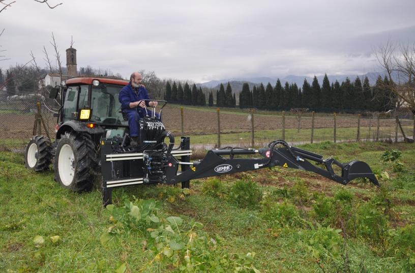 Сельхоз на тракторе