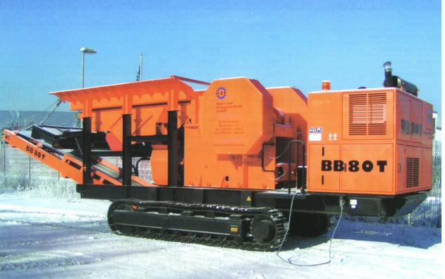 ВВ 80 Т. Подготовка к работе в зимних условиях