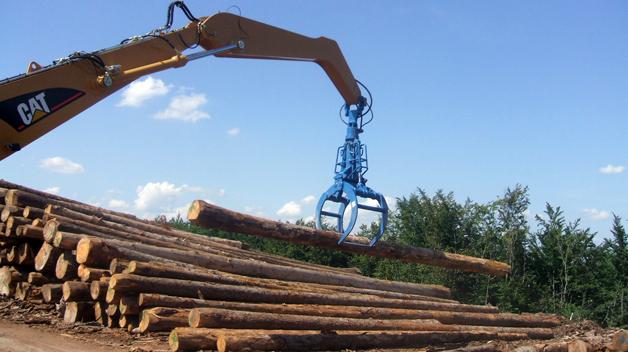 Перегрузка 6-метровых стволов