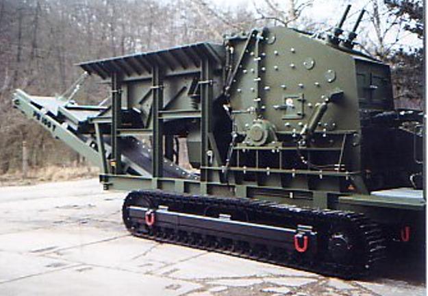 РВ 100 Т на заводе